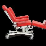 Stephen H Eco – komfortowy fotel z profilowanym i poszerzanym segmentem pleców ze stałą wysokością siedziska