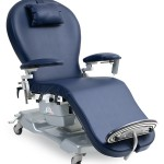 Stephen H Freedom – komfortowy fotel z profilowanym i poszerzanym segmentem pleców