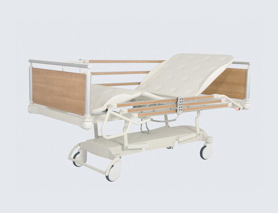 łóżko Szpitalne Elektryczne Reborn 7